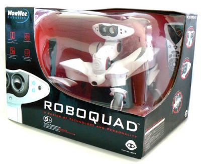 Робот краб Roboquad-1