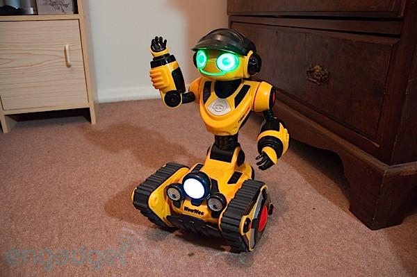 Робот Roborover-7