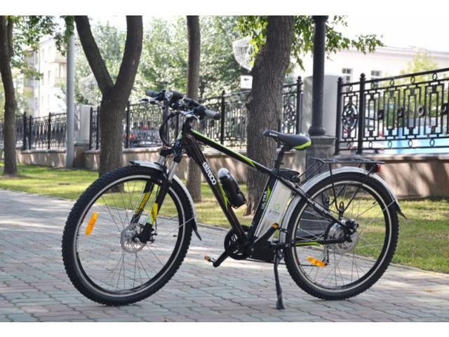Электровелосипед Eltreco Ultra EX Plus 500W (2013)-4