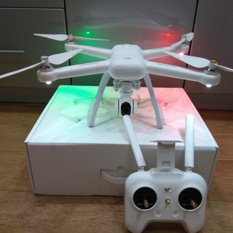 Квадрокоптер Xiaomi Drone 4k-1