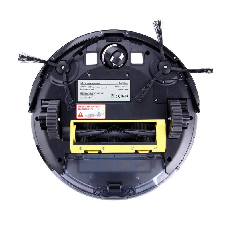 Робот пылесос iLife A8-3