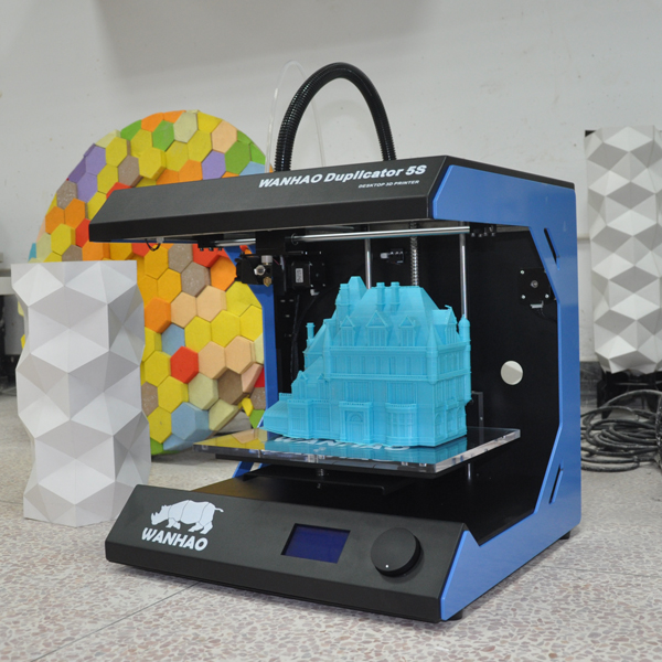 3D Принтер Wanhao Duplicator 5S mini-5