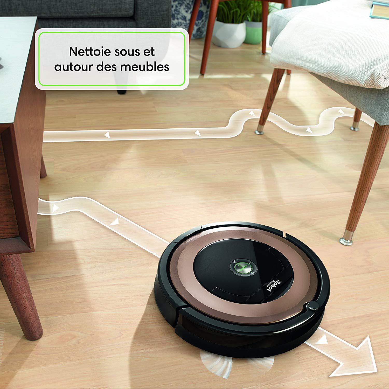 Робот-пылесос iRobot Roomba 895-5