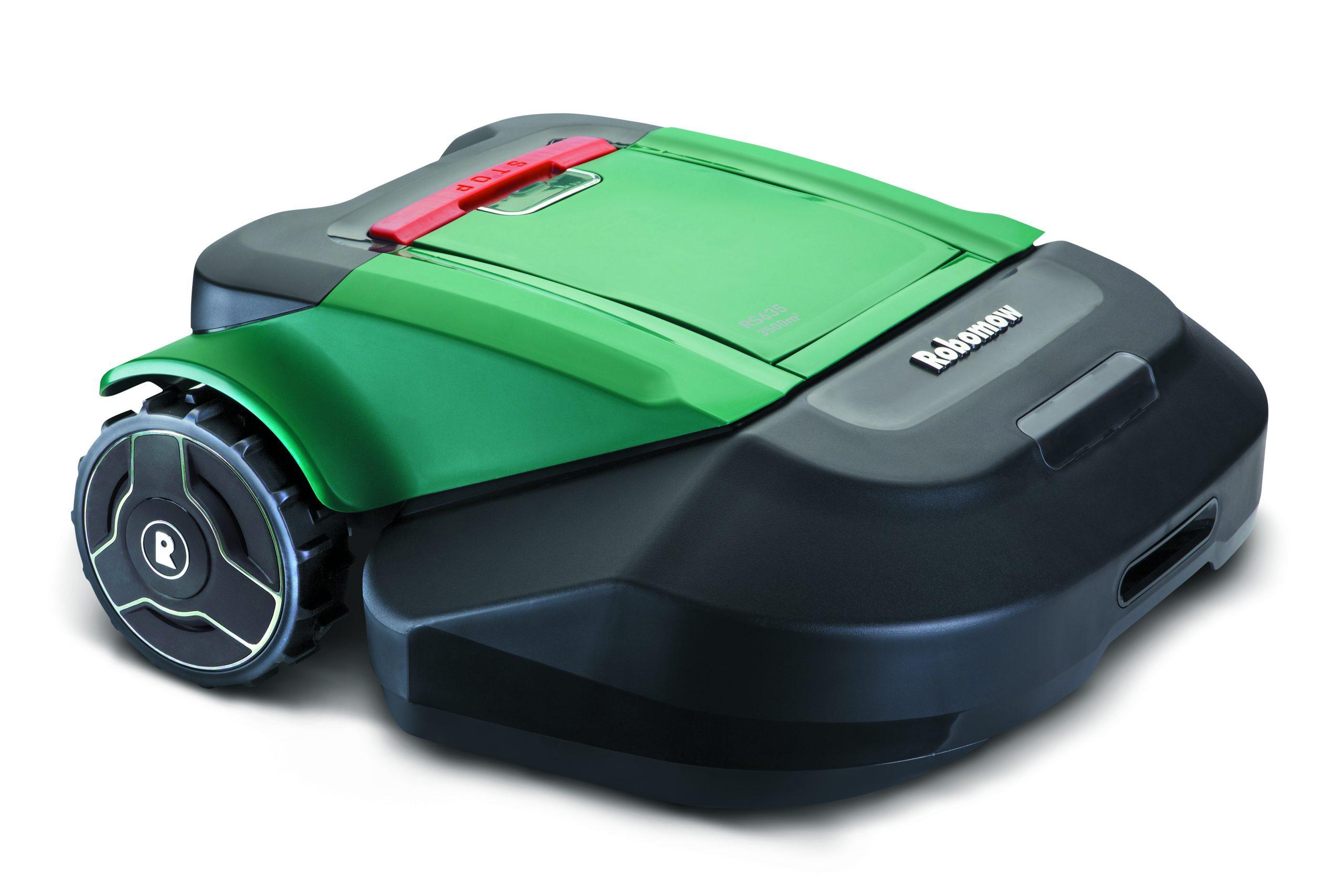Робот-газонокосилка Robomow RS 635-4