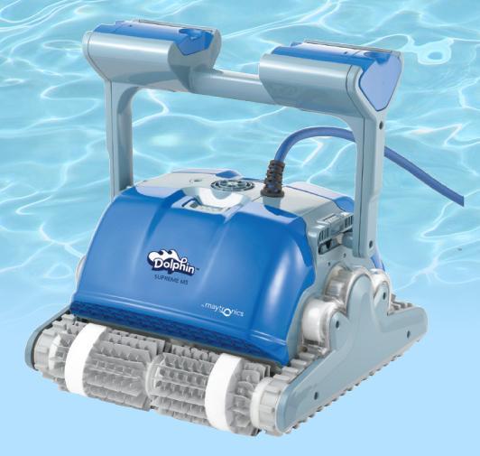 Робот для бассейна Dolphin Master M5-7