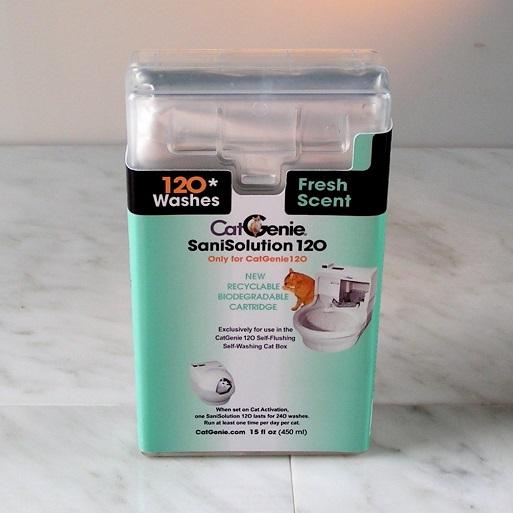 Картридж с чистящим средством Fresh Scent-1