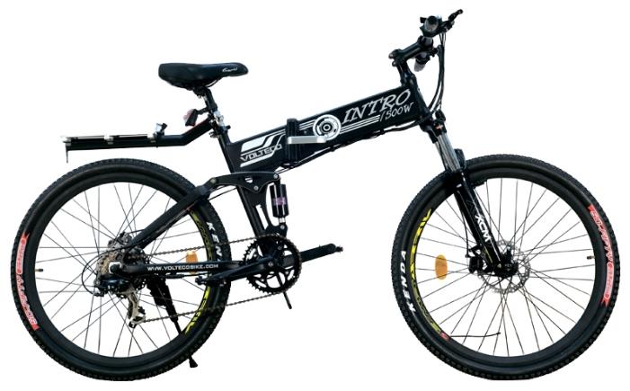 Электровелосипед Volteco Intro 500W-1