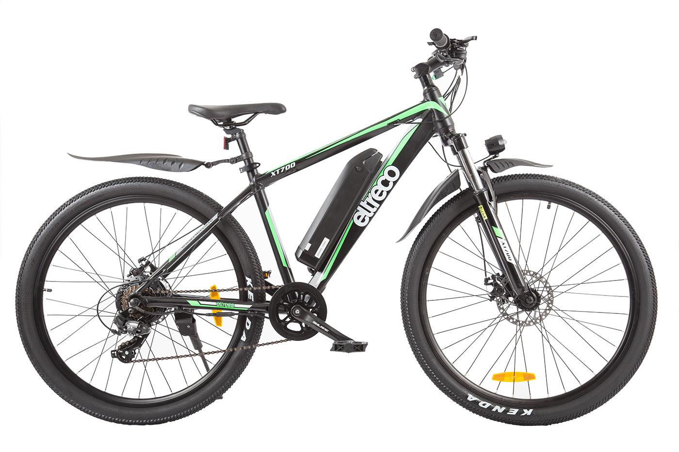Велогибрид Eltreco XT-700-1