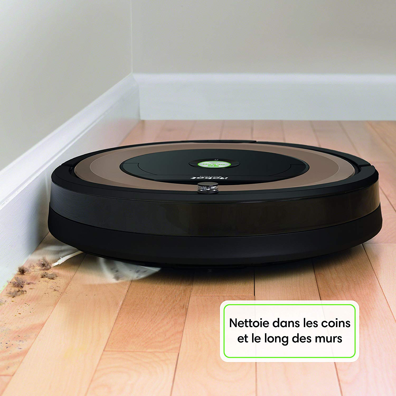 Робот-пылесос iRobot Roomba 895-4
