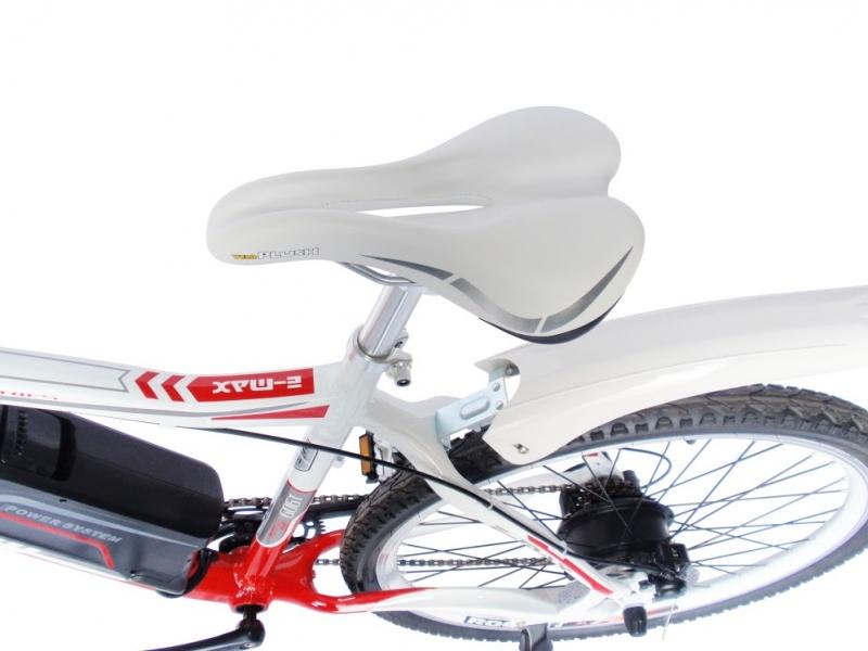 Электровелосипед Cycleman E-max-4