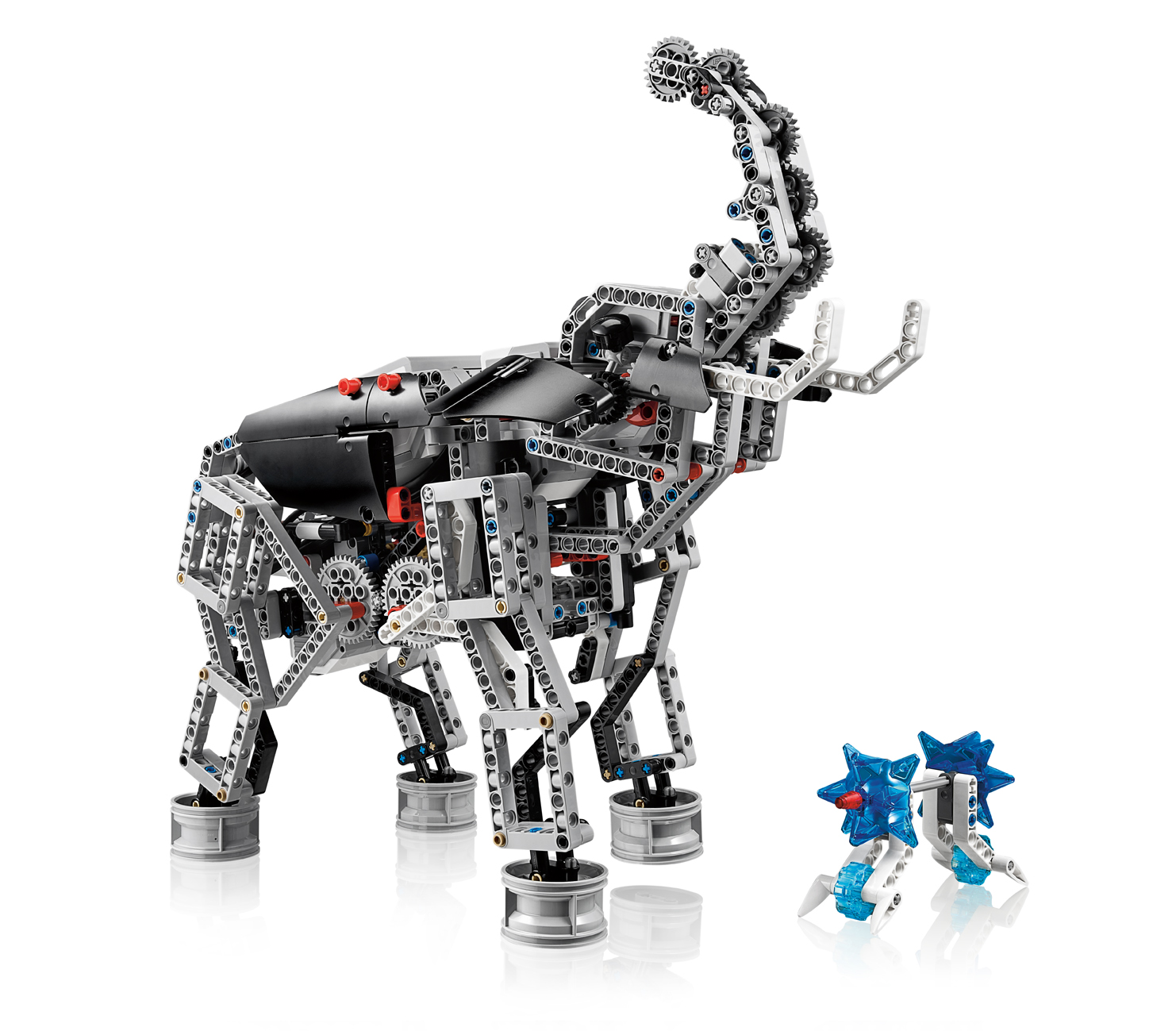 Ресурсный набор Lego Mindstorms Education EV3-1