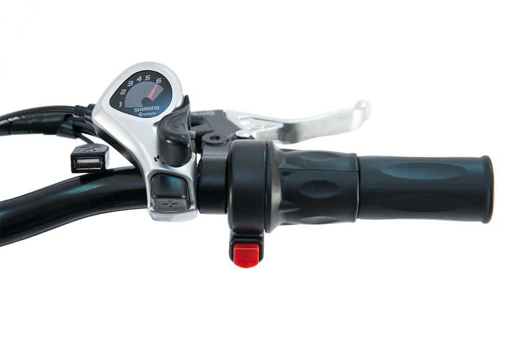 Электровелосипед WELLNESS Air 350-7