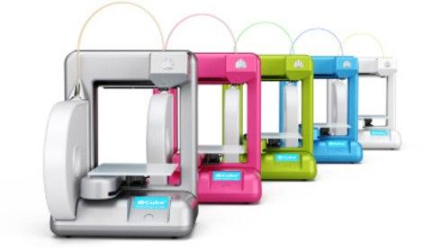 3D принтер 3D Systems Cube 2-2