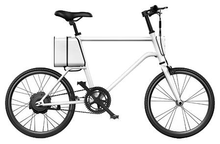 Электровелосипед Xiaomi YunBike C1-2
