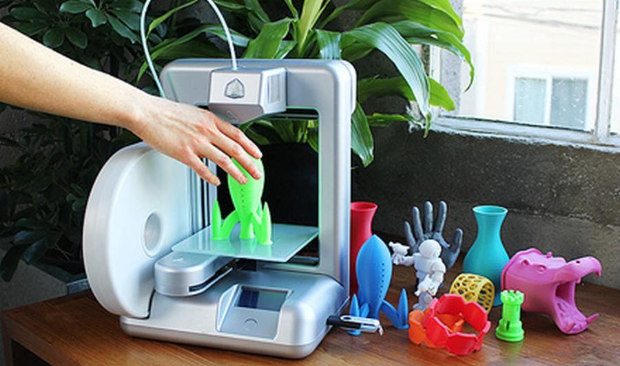 3D принтер 3D Systems Cube 2-6