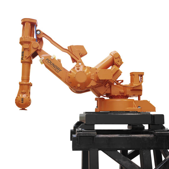 Промышленный робот ABB IRB 4450S-1