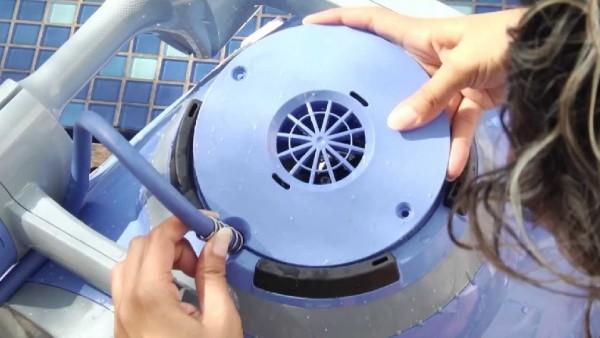 Робот для бассейна Dolphin Master M5-4