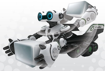Робот грузобот-3