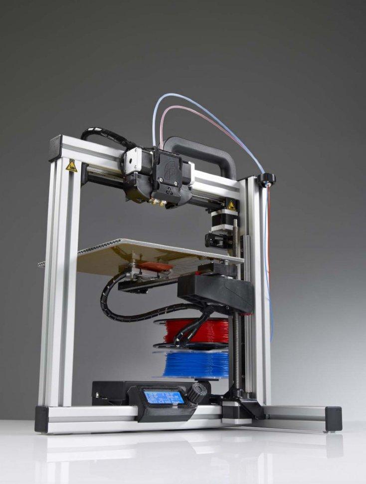 3D принтер Felix 3.1 (2 экструдера)-6