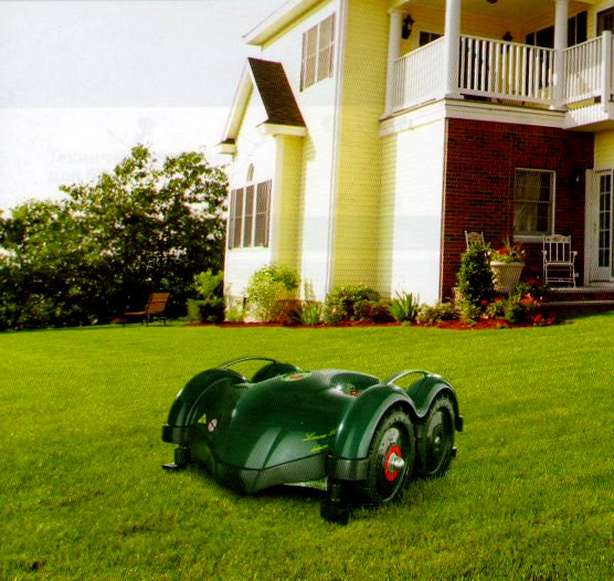 Робот-газонокосилка Caiman Ambrogio L50 Basic EU-7