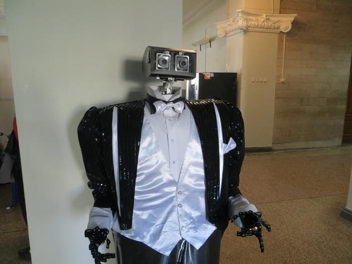 Робот Дживко-2