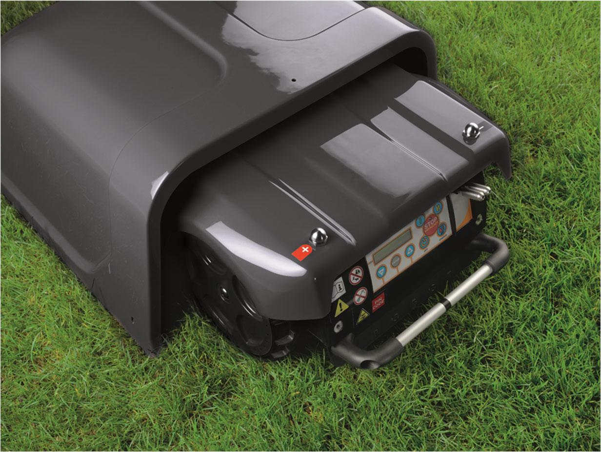 Робот-газонокосилка Stiga Autoclip 525 S-4