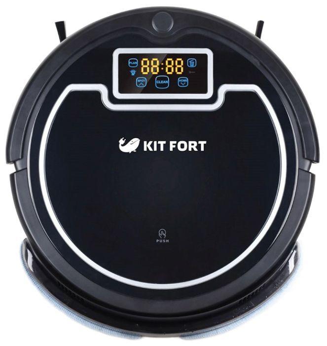 Робот-пылесос Kitfort KT-503-2
