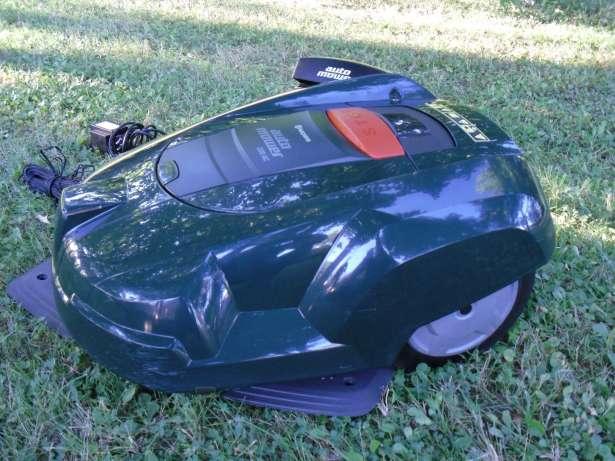 Робот-газонокосилка Husqvarna Automower 230ACX-3