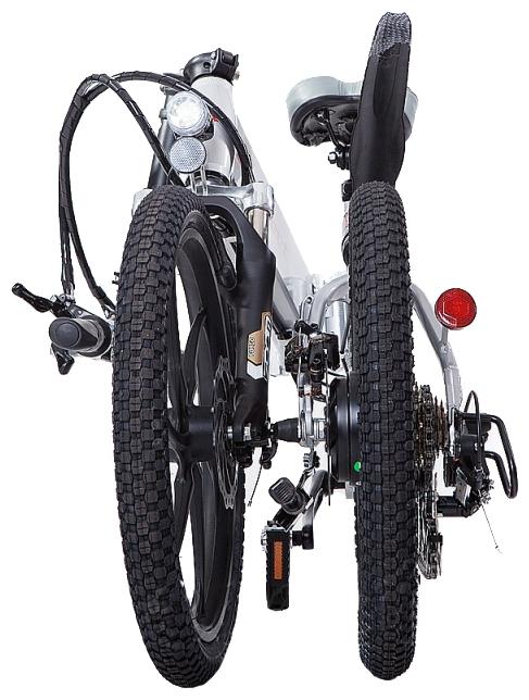 Электровелосипед Ecoffect F1 Premium 20-4