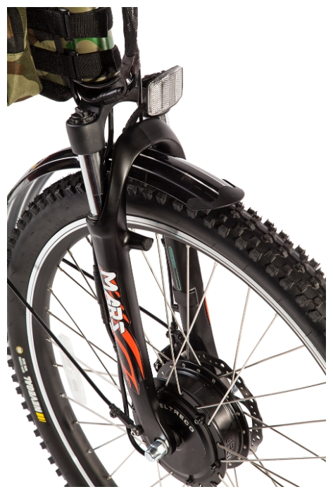 Электровелосипед Eltreco Patrol Кардан 26-3
