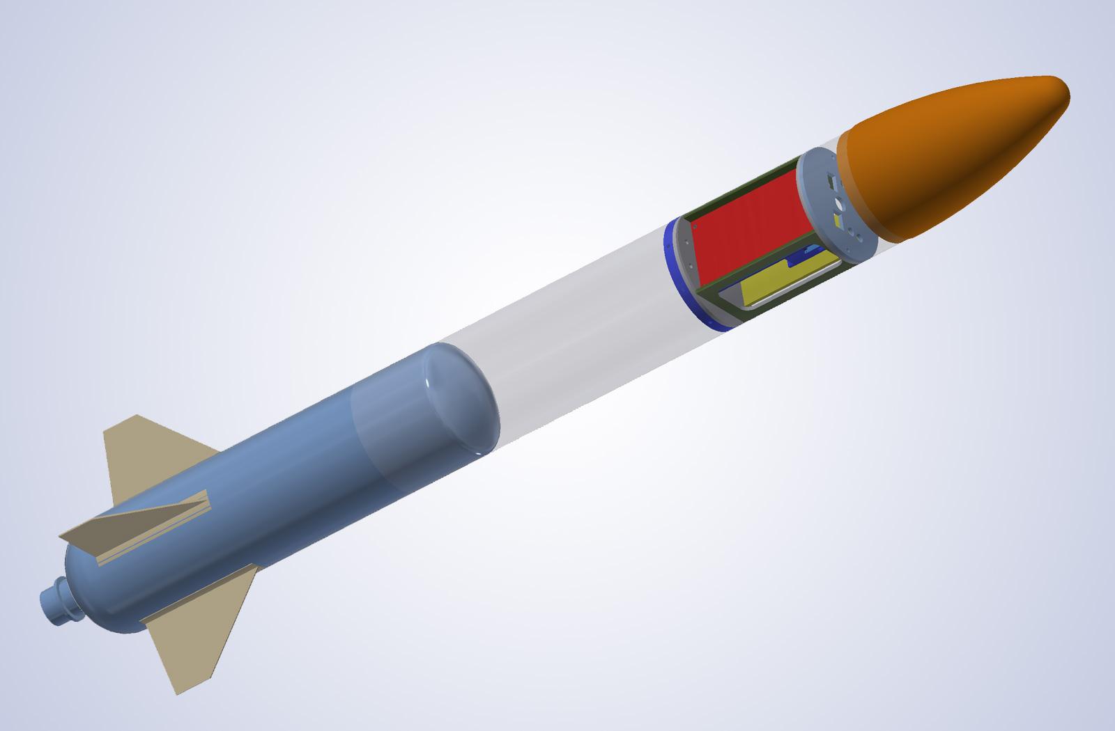 Конструктор водной ракеты ВРО-1 MAX (набор на 15 человек) + учебный курс.-2