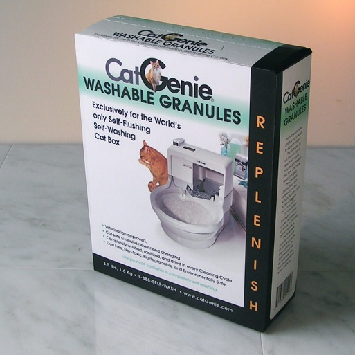 Упаковка с наполнителем Washable Granules-1