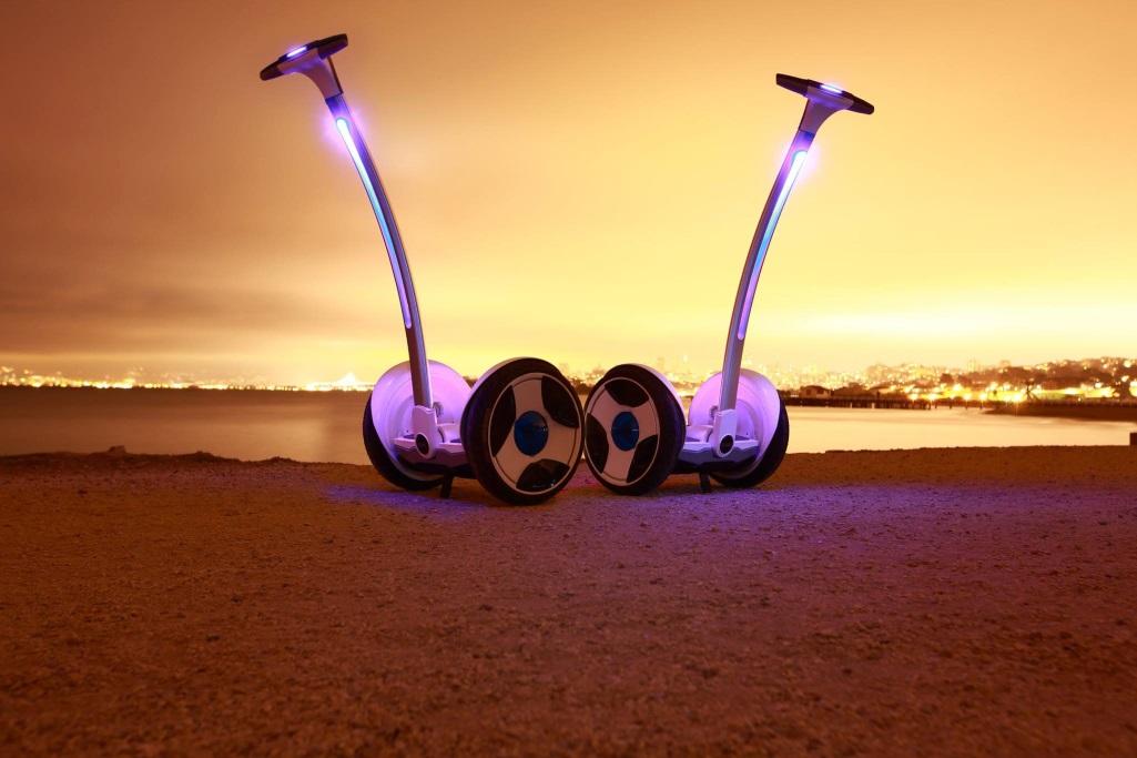 Гироцикл Ninebot E-3