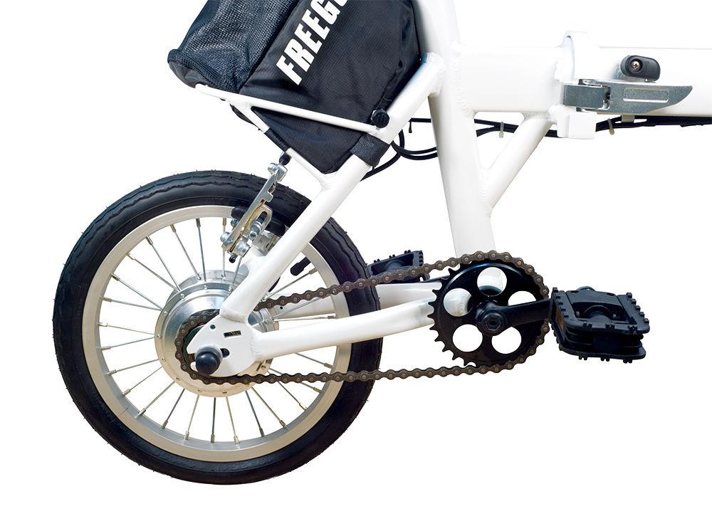 Электровелосипед Volteco FREEGO-3