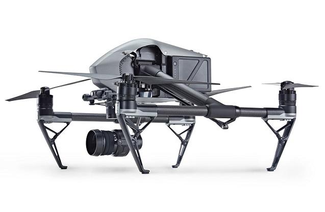 Квадрокоптер DJI Inspire 2 Premium Combo-7