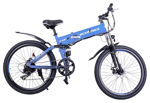 Электровелосипед Ecoffect H-Slim 26-1