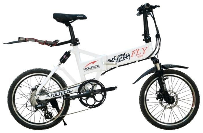 Электровелосипед Volteco Fly 500W-1