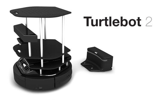 Робот для образования Turtlebot 2-2