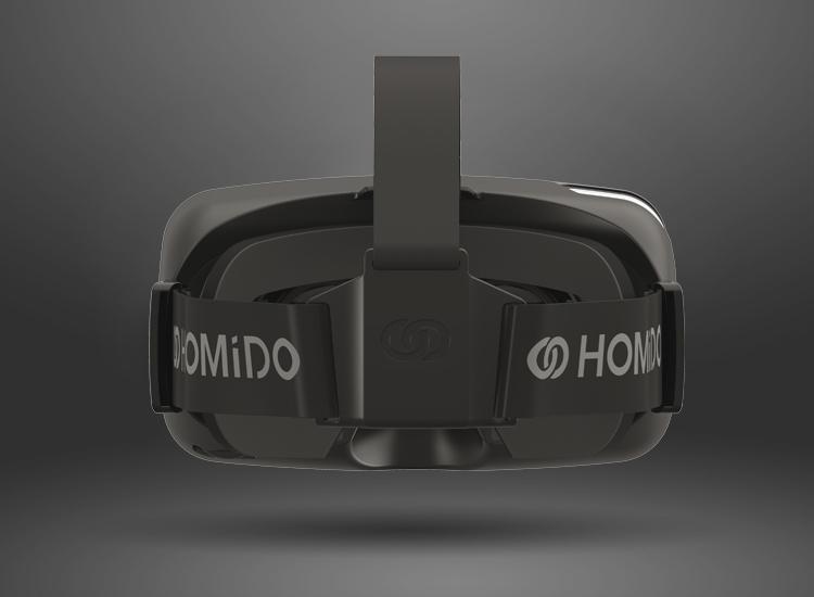 Очки виртуальной реальности HOMIDO V2-4