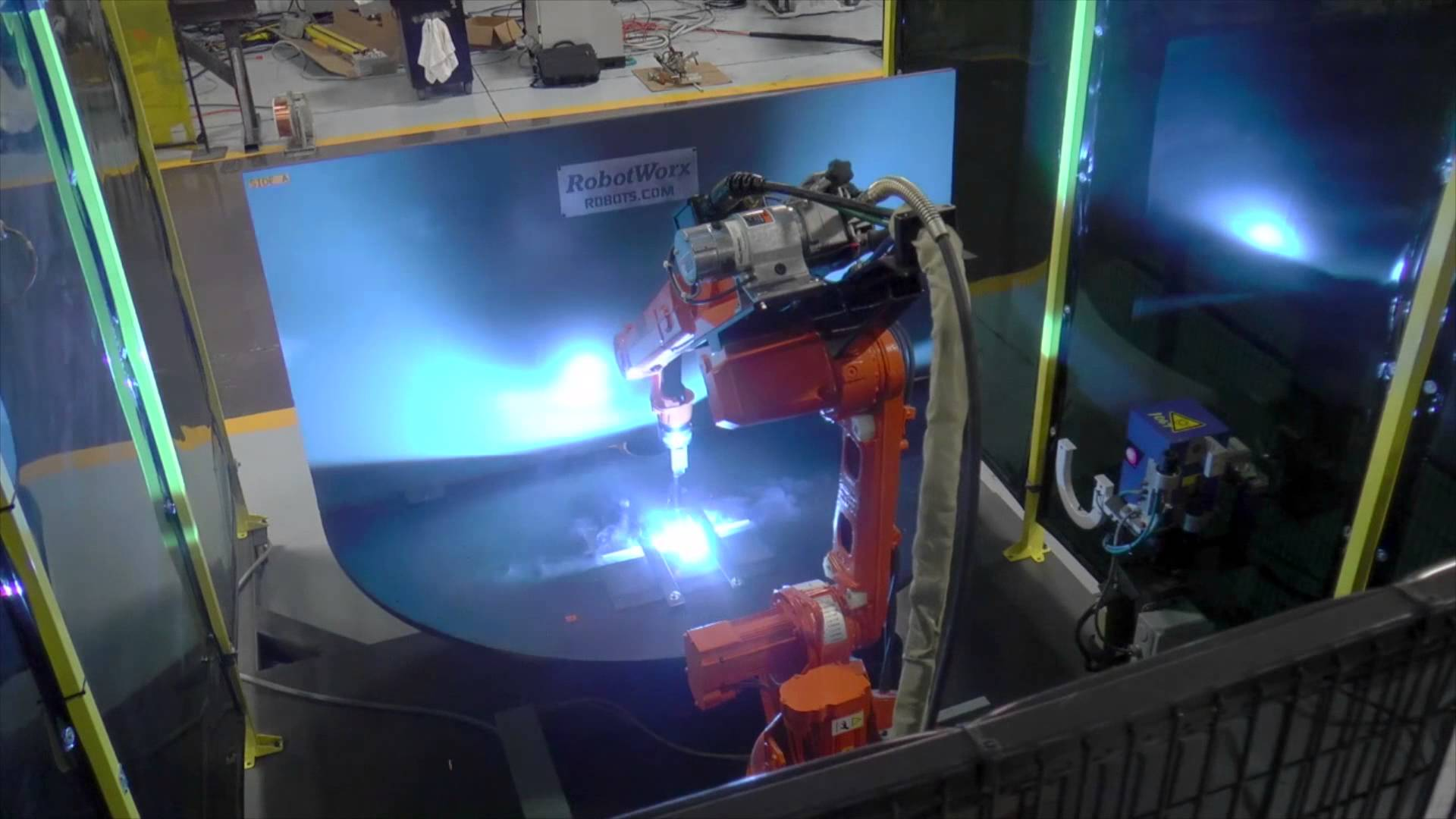Промышленный робот ABB IRB 1520ID-3