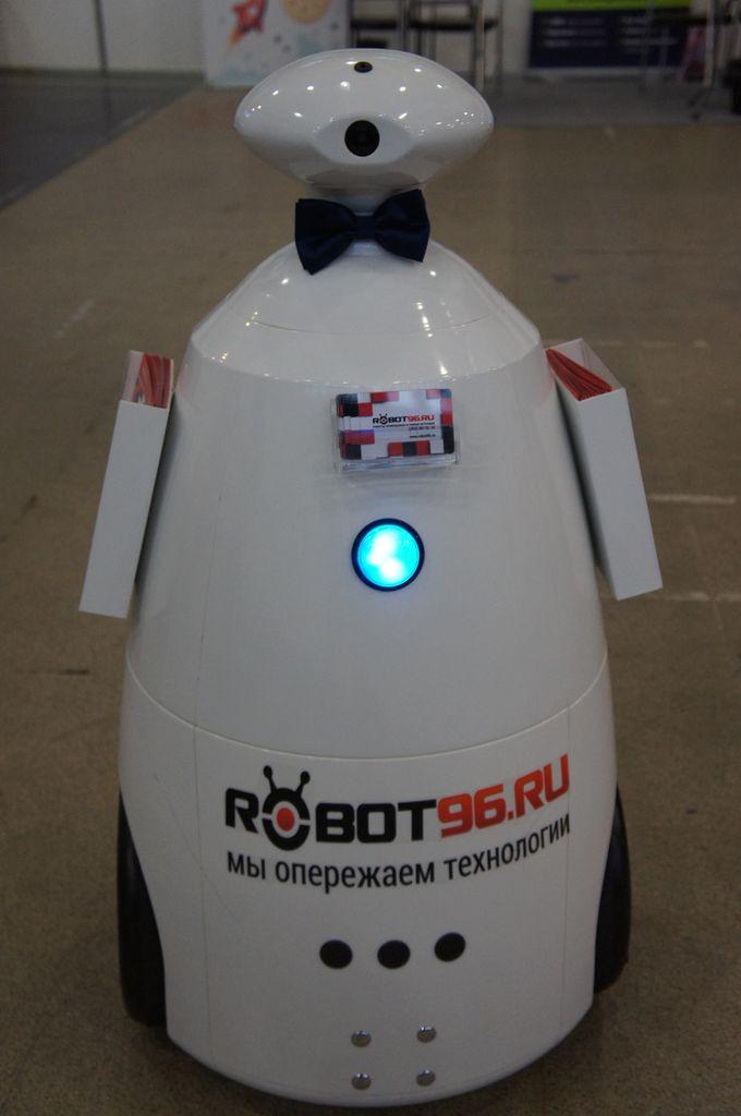 Робот для праздников и выставок (Rbot)-24