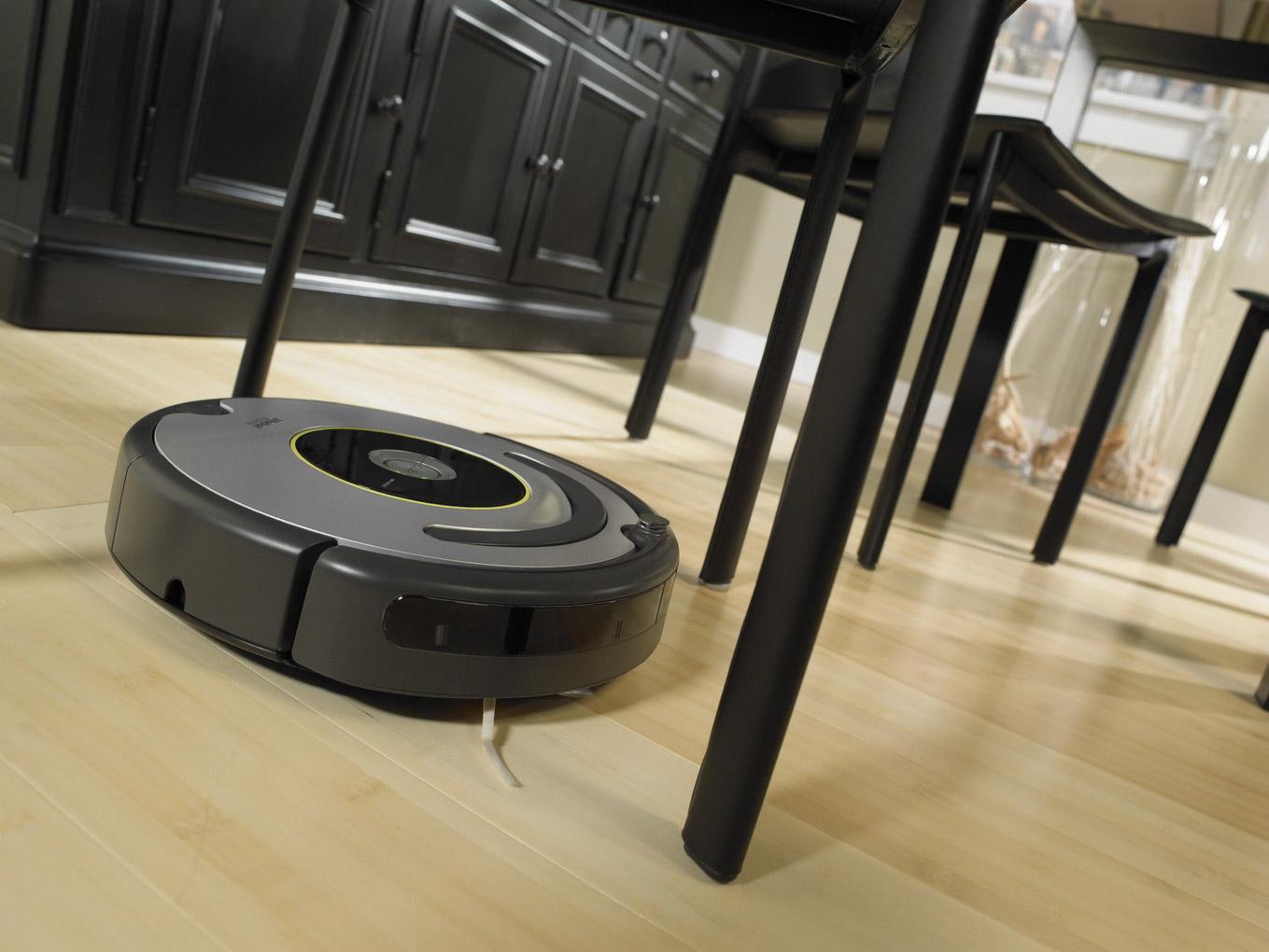 Робот-пылесос iRobot Roomba 616-2
