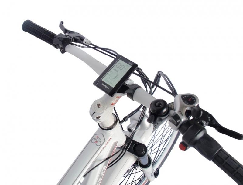 Электровелосипед Cycleman E-max-3