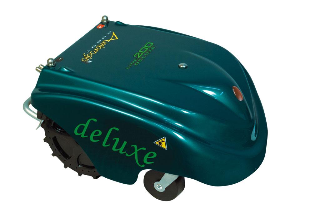 Робот-газонокосилка Caiman Ambrogio L200 Deluxe-7