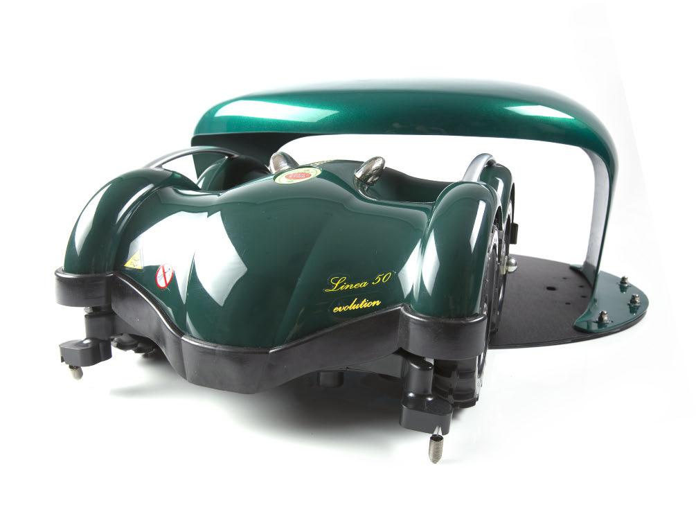 Робот-газонокосилка Caiman Ambrogio L50 Evolution 2.3-5