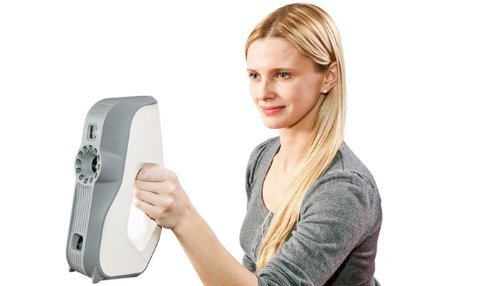 3D сканер Artec Eva Lite-8
