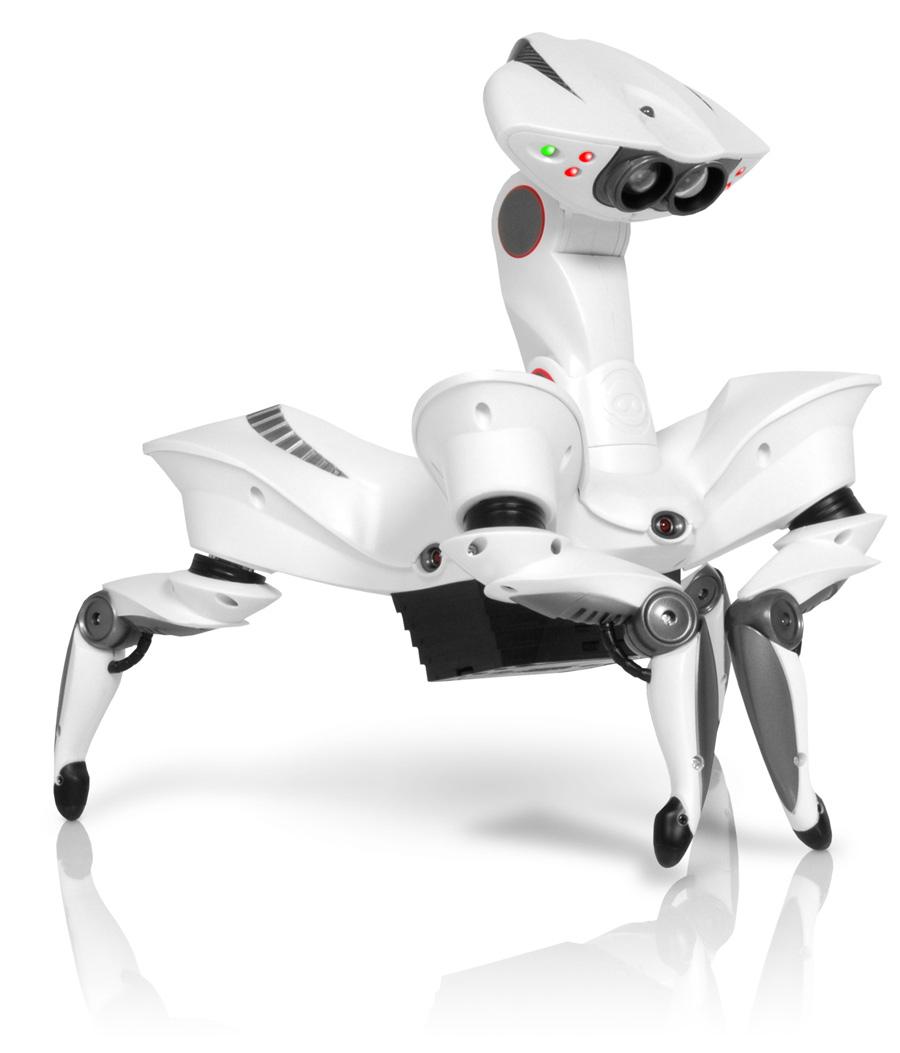 Робот краб Roboquad-8