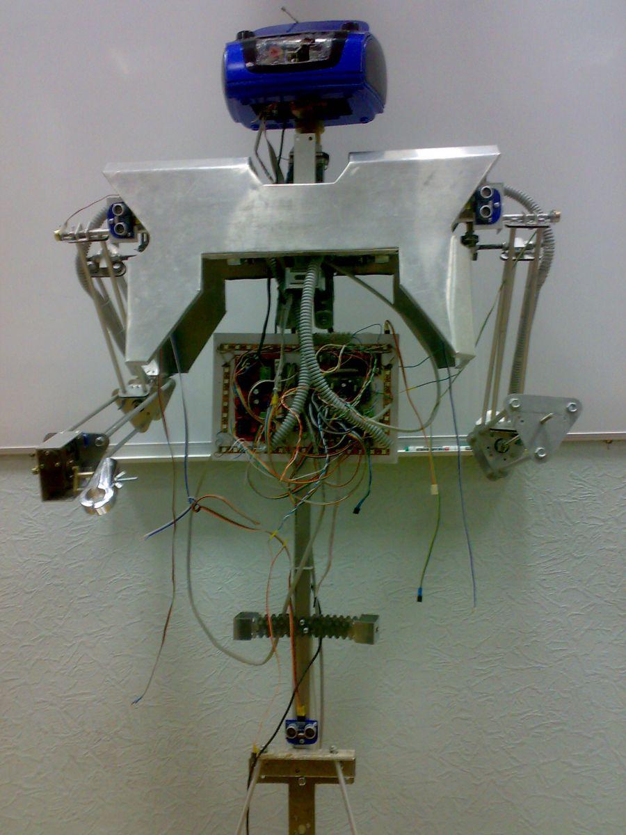Робот Дживко-1