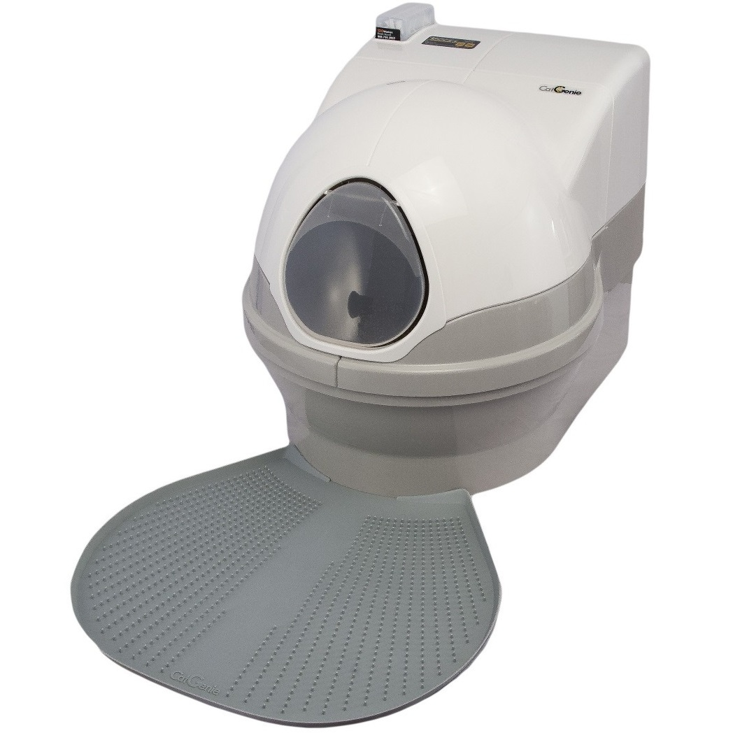 Робот туалет для кошек — CatGenie 120 Full-1