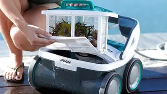 Робот для бассейна iRobot Mirra 530-4
